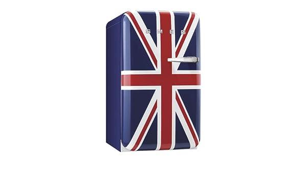 Smeg Kühlschrank Union Jack : Smeg fab10luj standkühlschrank mit gefrierfach union jack