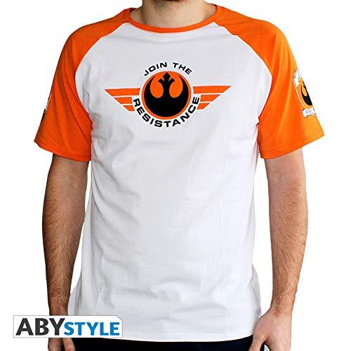 ABYstyle abystyleabytex383_ XS Star Wars X-Wing Pilot Premium T-Shirt für Mann (XS)