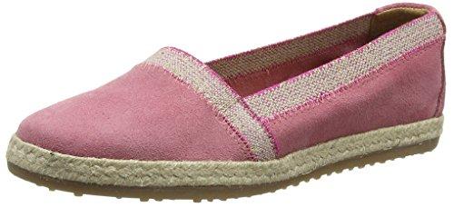 Bellybutton Espadrille, Espadrilles fille Rose - Pink (rosa vivo)