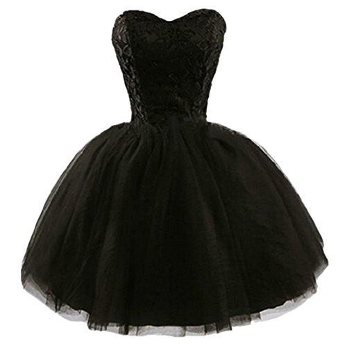 Kostüm Bilder Von Black Swan - Ai.Moichien Tutu Schulterfrei Sexy Elegante Frauen Partei Abschlussball Luftblasen Kugel kurzes Kleid ...
