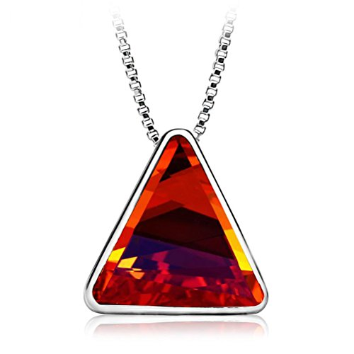 jiangxin-triangle-padparadscha-red-swarovski-crystal-pendant-necklace-for-womenroof-style-white-gold