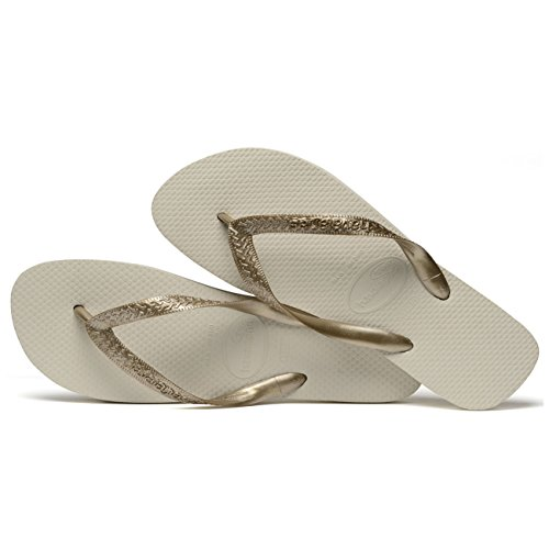 Havaianas Top metallic sand grey H4000733-2719 Beige