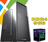 PC Computer FISSO AGM i7-9700 DESKTOP / RAM 32GB DDR4 / Nvidia GT1030 2GB / SSD 480GB - Hard Disk 1TB / WI-FI/LICENZA WINDOWS 10