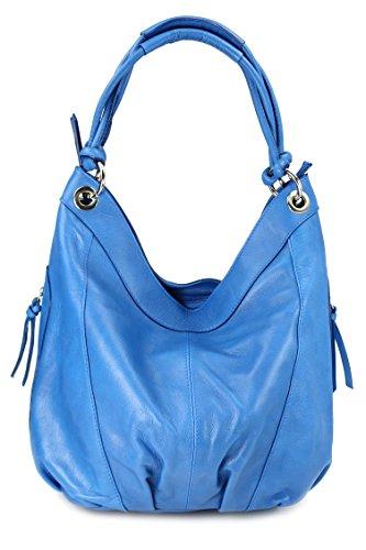 Belli, Borsa shopper donna Blu
