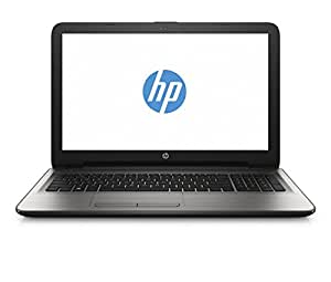 HP 15-BG001AU 15.6-inch Laptop (A8-7410/4GB/500GB/Windows 10 Home/Integrated Graphics), Turbo Silver