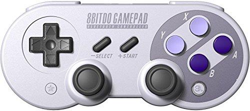 hiotech Wireless Controller 12,68bitdo SN30/SF30Klassischen Video-Spiel Joystick Gamepad für Android/iOS/Windows/Mac OS/WII/WII U/Schalter Gamepad