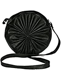 AARSWA BAGS Stylish Fashionable Sling Bags For Women, Girls (Black)