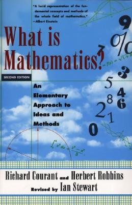[( What Is Mathematics?: An Elementary Approach to Ideas and Methods [ WHAT IS MATHEMATICS?: AN ELEMENTARY APPROACH TO IDEAS AND METHODS ] By Courant, Richard ( Author )Jul-18-1996 Paperback By Courant, Richard ( Author ) Paperback Jul - 1996)] Paperback