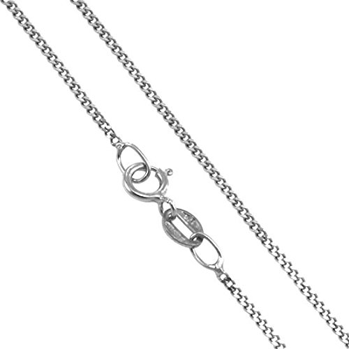 solid s sch chain rho rhodium collections necklace arthur sterling jewelry silver plated chains box large italian