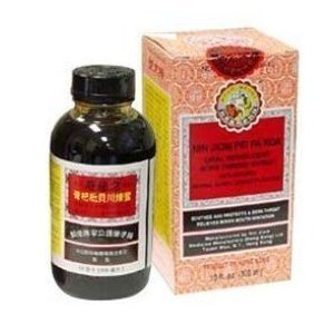 Nin Jiom 2 X Pei Pa Koa - Halsschmerzen Sirup - 100% Natural (Honig Mispel Aromatisierte) (5 Fl Oz -.. 150 Ml.)