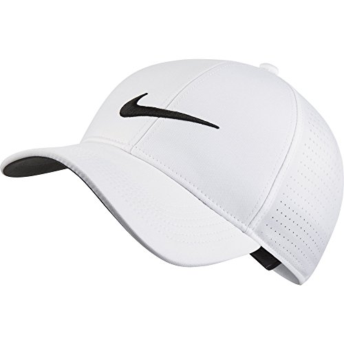 Nike Herren Legacy 91 Golf-Cap, White/Anthracite/Black, One Size