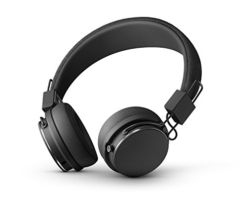 Urbanears Plattan 2 Bluetooth Headphones - Black Best Price and Cheapest