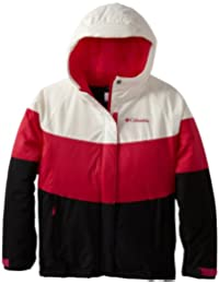 Columbia Triple Run II Jacket - Chaqueta de esquí, color rosa, talla S