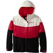Columbia Triple Run II Jacket - Chaqueta de esquí, color rosa, talla S