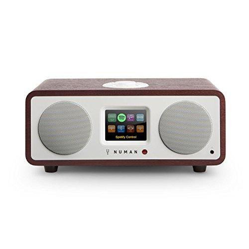 NUMAN Two 2.1 • Radio por Internet • Sintonizador Dab / Dab+...