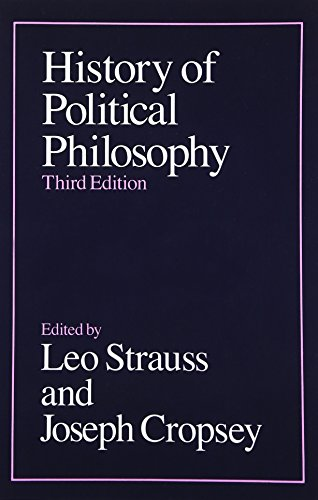 History of Political Philosophy por Leo Strauss