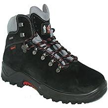 Bota botas Chiruca Xacobeo 03 color negra y gris piel - GORETEX