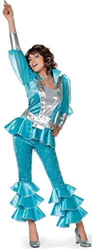 men Disco Anzug Dancing Queen Gr.40 ()