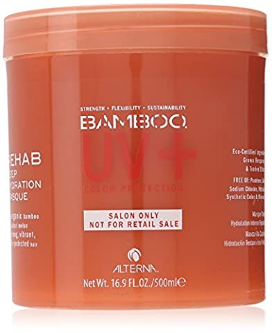 Bamboo by Alterna Color Hold+ Rehab Deep Hydration Masque 500ml