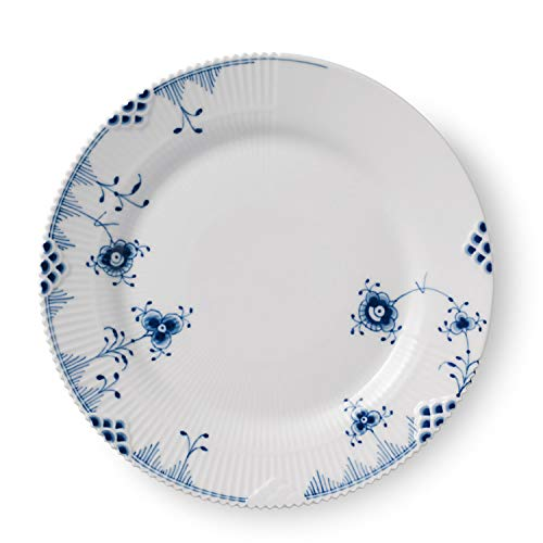Royal Copenhagen Blue Elements Plate 19cm - Royal Copenhagen Elements