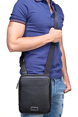 Calvin Klein Herren Zahnspange K50k502118 Schwarz (Nero), One size (Herstellergröße: OS) (Klein Pullover Rollkragen Calvin)