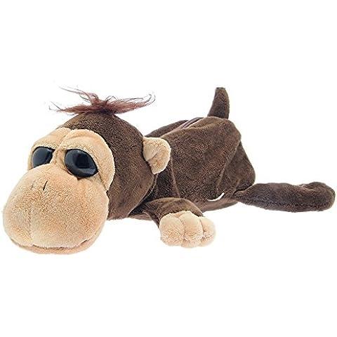 EOZY-Astuccio Portamatite Peluche Giocattoli Scimmia Cane Rana Tigre