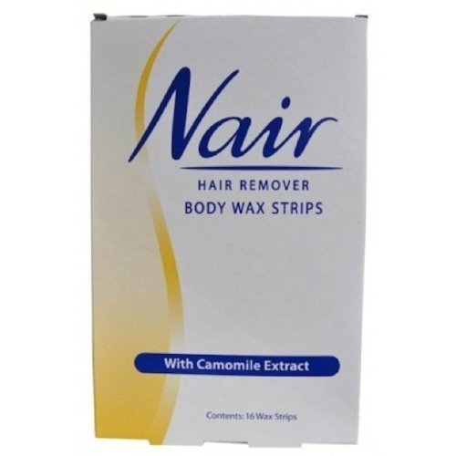 church-and-dwight-nair-body-wax-strips