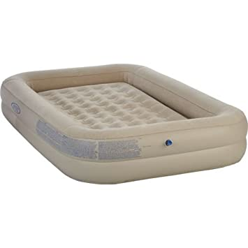 Intex 66810 Floque Airbed Air Bed Inflator Travel