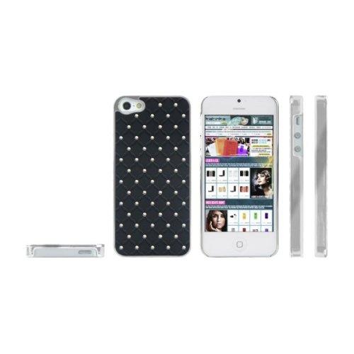 Katinkas Royal Hard Case für Apple iPhone 5 rosa Schwarz