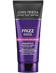 JOHN FRIEDA Frizz Ease Shampooing Miraculous Recovery Mini Format Voyage 50 ml