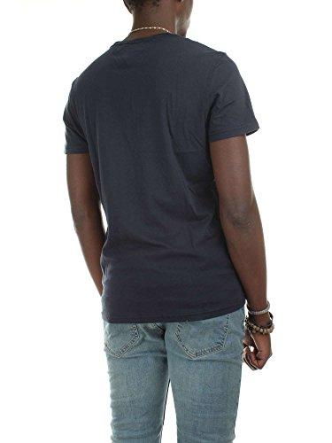 Tommy Jeans Herren T-Shirt Blau