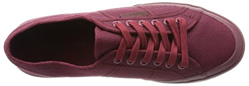 Rosso Classic Sneakers Rot Superga Cotu Adulto Unisex F52 2750 xYqBEwPA