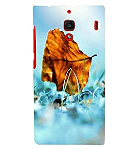 PRINTSWAG NATURES Designer Back Cover Case for XIAOMI REDMI 1S