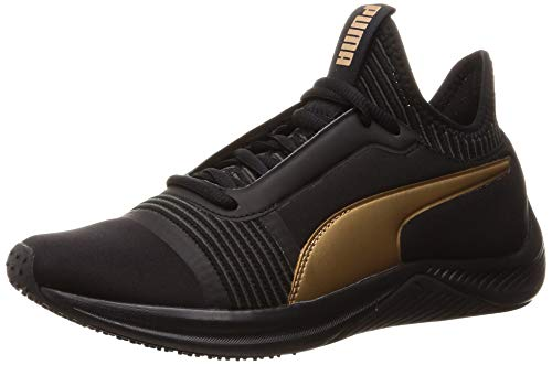 Puma Damen AMP XT WN's Fitnessschuhe, Schwarz Black 05, 38.5 EU
