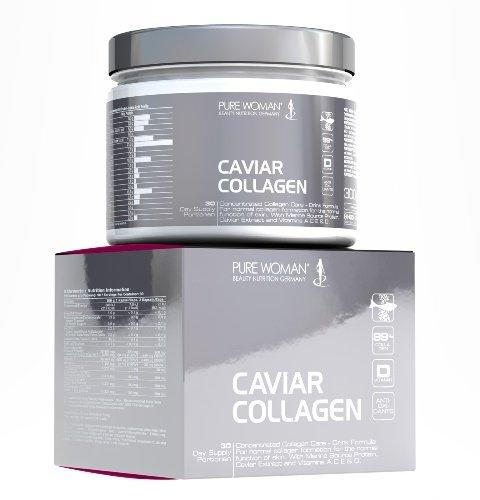 Pure Woman Formule beauté à boire Caviar Collagen 300 g