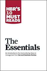 HBR'S 10 Must Reads: The Essentials (Harvard Business Review) Paperback