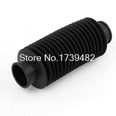 3 cm x 30 cm caoutchouc ronde Tube flexible machine Tool Boule à vis Couverture Noir