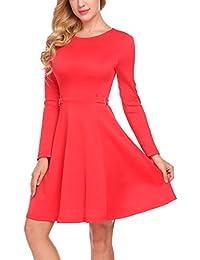 Suchergebnis Auf Amazon De Fur Kleid In A Linie Streetwear