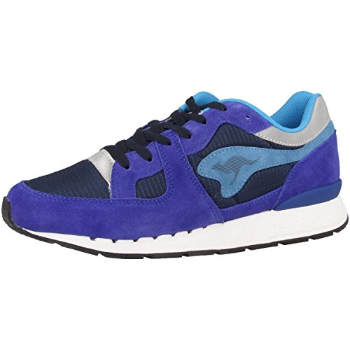 Kangaroos, Sneaker Homme Bleu Bleu Taille Unique Bleu (bleu)