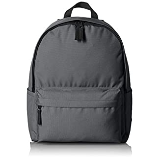 0d3ae2ea02 (Certified Refurbished) AmazonBasics 21 Ltrs Classic Backpack – Grey