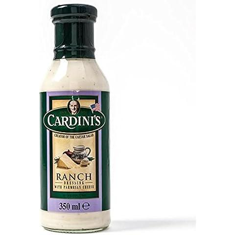Cardini's Ranch Dressing Con 350ml Formaggio