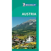Michelin The Green Guide Austria (MICHELIN Grüne Reiseführer)