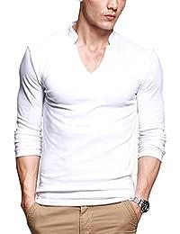 iLoveSIA® Homme T-shirt manches longues épais de Qualité haute