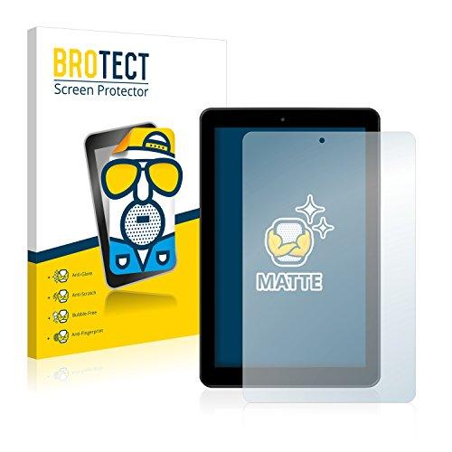 BROTECT Entspiegelungs-Schutzfolie kompatibel mit Medion Lifetab E10501 (MD 60240) (2 Stück) - Anti-Reflex, Matt