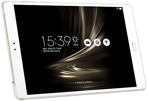 Asus ZenPad 3S Z500M-1J037A 24,6 cm (9,7 Zoll 2k Display) Tablet-PC (MediaTek 8176 Hexa-Core, 4GB RAM, 128GB Datenspeicher, Android 6.0) silber - 2048 Android-tablet X 1536