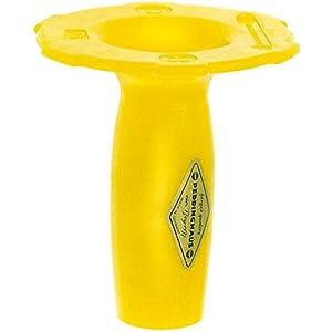 41Me0wbS2IL. SS300  - Peddinghaus 6050010000cincel protector para la mano, color amarillo