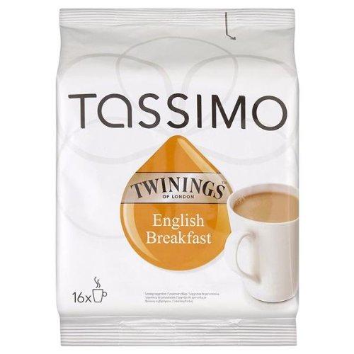 Tassimo Twinings Tea Colazione 3x16S - Twinings Colazione Tè