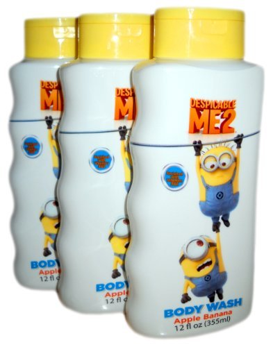 3-packdespicable-me-2-body-wash-apple-banana-scented-12oz-size-by-blue-cross-labs