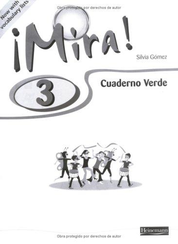Mira 3 Verde Workbook Single