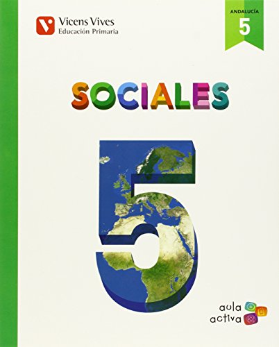 Sociales 5 andalucia (aula activa): 000001